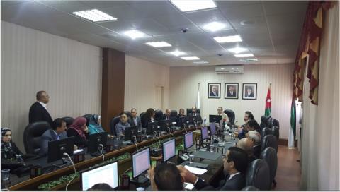 حفل توقيع اتفاقيا دعم مشاريع بحثية للدورة البحثية الثانية لعام 2015